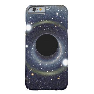 Die schwarzes Locheinstein-Ring NASA Barely There iPhone 6 Hülle