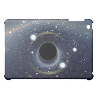 Die schwarzes Locheinstein-Ring NASA iPad Mini Hülle