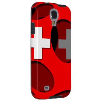 Die Schweiz #1 Galaxy S4 Hülle