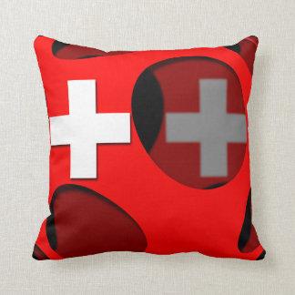 Die Schweiz #1 Kissen