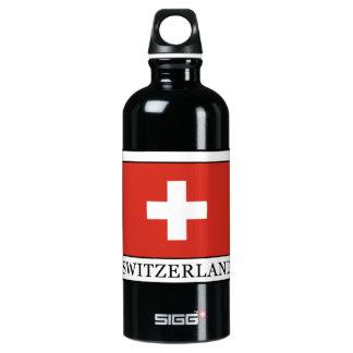 Die Schweiz Aluminiumwasserflasche