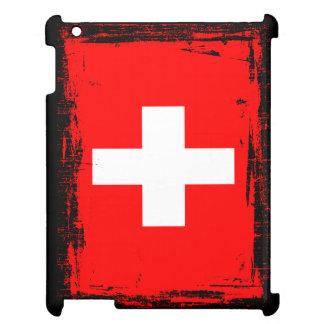 Die Schweiz-Flagge iPad Hülle
