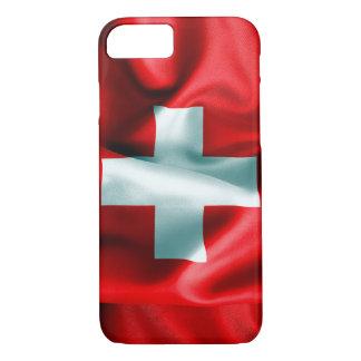 Die Schweiz-Flagge iPhone 8/7 Hülle