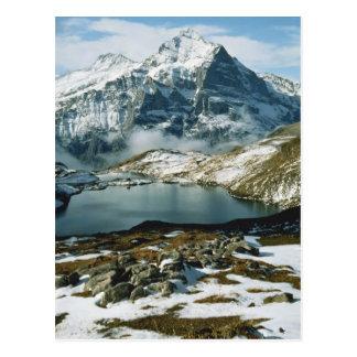 Die Schweiz, Grindelwald, Bernese Alpen, Ansicht Postkarte
