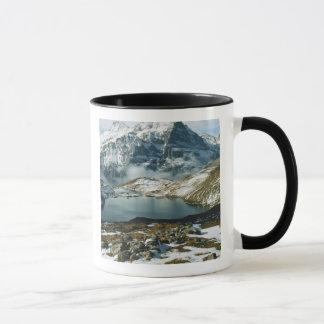 Die Schweiz, Grindelwald, Bernese Alpen, Ansicht Tasse