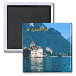 Die Schweiz-Magnet Kühlschrankmagnet