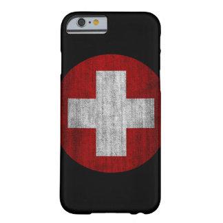 Die Schweiz-Telefonabdeckung Barely There iPhone 6 Hülle