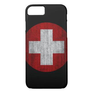 Die Schweiz-Telefonabdeckung iPhone 8/7 Hülle