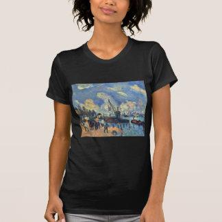Die Seine bei Bercy durch Paul Cezanne T-Shirt