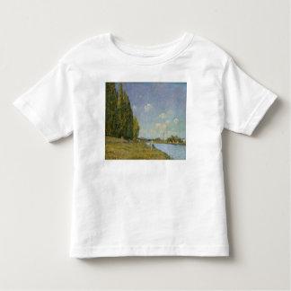 Die Seine bei Billancourt, 1879 Kleinkinder T-shirt