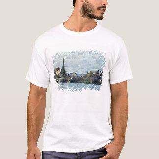 Die Seine bei Bougival, 1873 T-Shirt