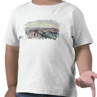 Die Seine in Rouen T-Shirts