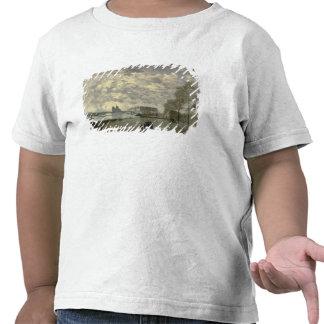 Die Seine und Notre Dame T-shirt