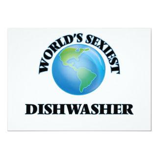 Die sexyste Spülmaschine der Welt Personalisierte Ankündigung