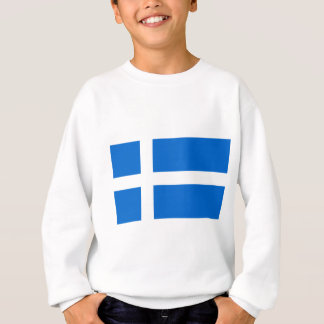 Die Shetlandinseln-Flagge Sweatshirt