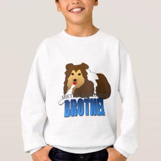 Die Shetlandinseln-Schäferhund-Hundebruder Sweatshirt
