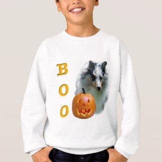 Die Shetlandinseln-Schäferhund(merle) Boo Sweatshirt