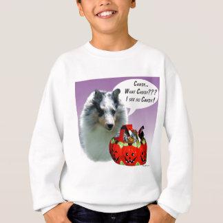 Die Shetlandinseln-Schäferhund (Merle) Sweatshirt
