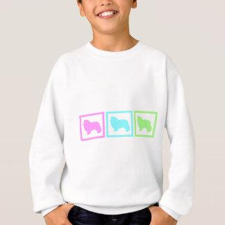 Die Shetlandinseln-Schäferhund-Quadrate Sweatshirt