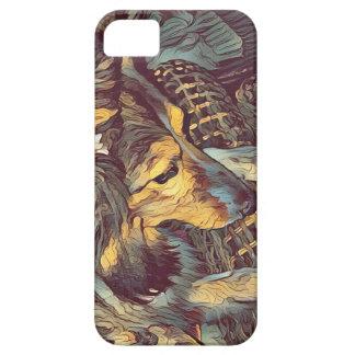 Die Shetlandinseln-Schäferhund Sheltie iPhone 5 Case