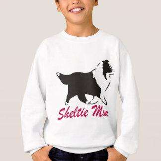 Die Shetlandinseln-Schäferhund Sheltie Mamma Sweatshirt