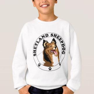 Die Shetlandinseln-Schäferhund - Sheltie Sweatshirt