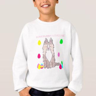 Die Shetlandinseln-Schäferhund Somebunny Lieben Sweatshirt