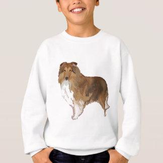 Die Shetlandinseln-Schäferhund Sweatshirt