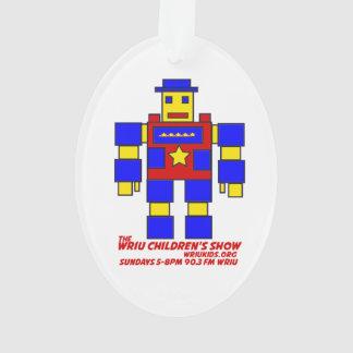Die Show-Farbe WRIU Kinder die Roboter-Verzierung Ornament