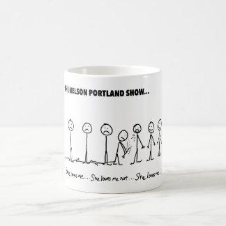 Die Show-Tasse Nelsons Portland Kaffeetasse