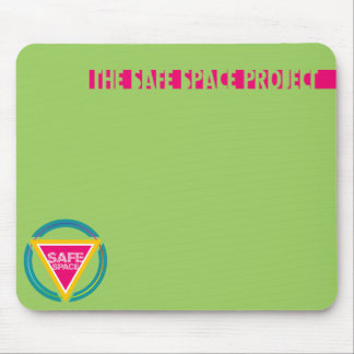 Die sichere Space Projekt Customizeable Mousepad