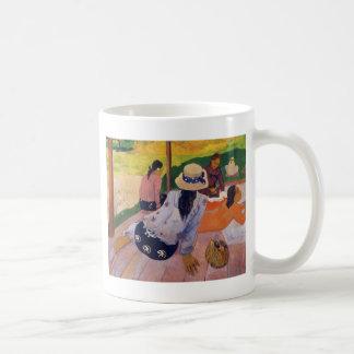 """""""Die siesta-"""" - Paul- GauguinTasse Kaffeetasse"""