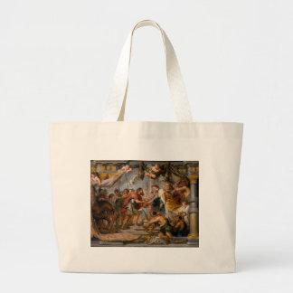 Die Sitzung von Abraham und Melchizedek Rubens von Jumbo Stoffbeutel