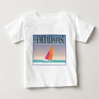 Die Smaragdküste Baby T-shirt