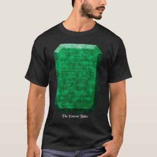 Die Smaragdtablette T-Shirt