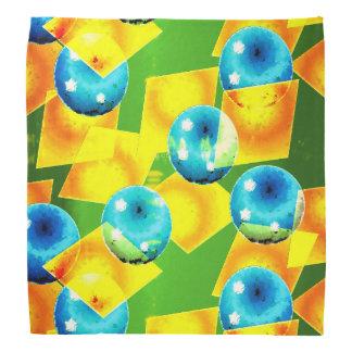 die sommerlichen Farben Brasiliens Halstuch