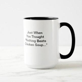 Die Soul-manuelle Kaffee-Tasse (linkshändig) Tasse