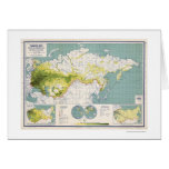 Die Sowjetunions-Karte 1926
