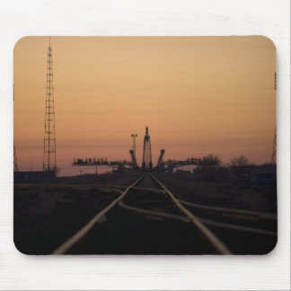 Die Soyuz Abschussrampe Mauspads
