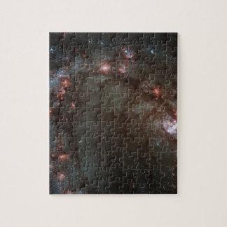 Die Spiralarm M83 NASA Puzzle