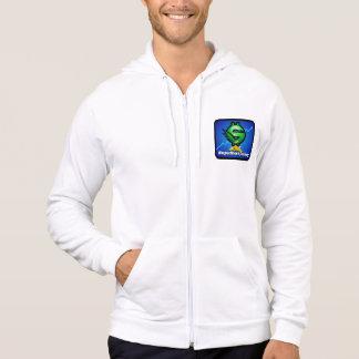 Die Sportkleidungs-Art zwei SSJ-Männer Hoodie
