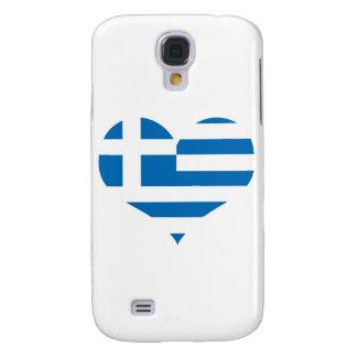 Die Staatsflagge von Griechenland Galaxy S4 Hülle