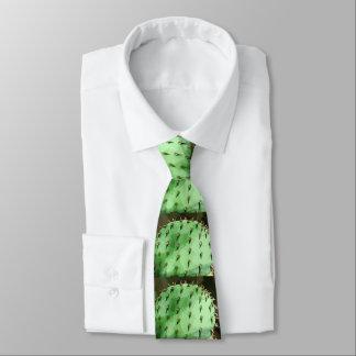 Die stachelige Birne der Männer in der Krawatte
