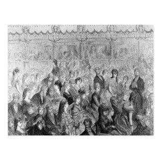 Die Ställe, Covent Garten-Oper Postkarten