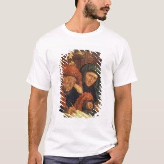 Die Steuereinzieher, 1550 T-Shirt