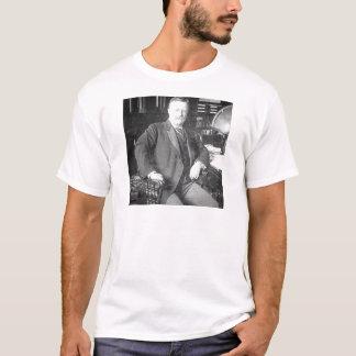 Die Stier-Elche Teddy Roosevelt Vintag T-Shirt