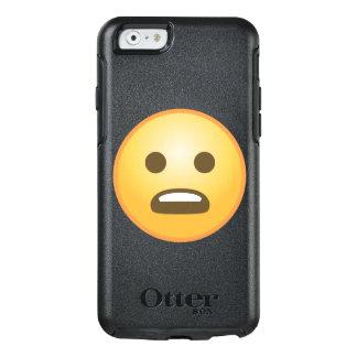 Die Stirn runzelndes Emoji OtterBox iPhone 6/6s Hülle
