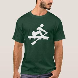 Die Straße des Rudersports zu Hölle T - Shirt