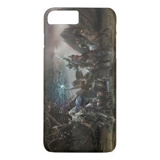 Die Straße zu Ragnarok iPhone plus Fall iPhone 7 Plus Hülle