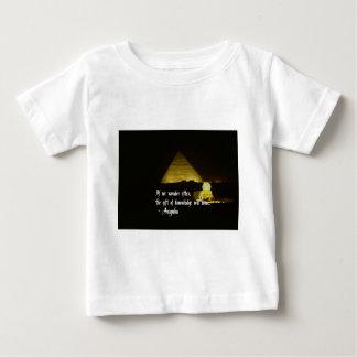 Die Suche nach Wissen Baby T-shirt